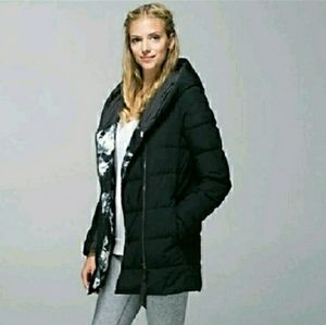 Lululemon Puffy Blanket Jacket Sz 8